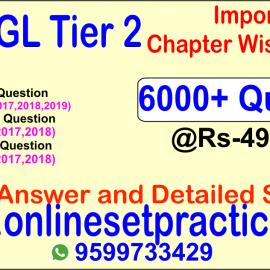 cgl tier 2 english question